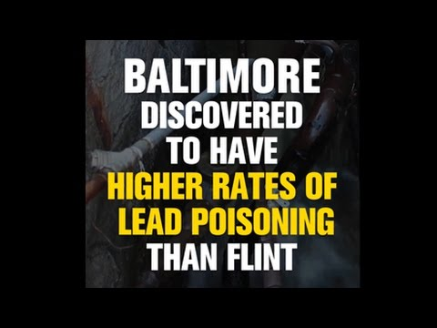 Baltimore Lead Emergency
