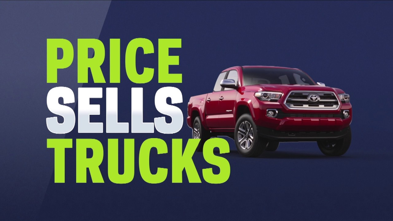 Fred Haas Toyota World   #1 Sales Drive Last Chance   Truck Specials