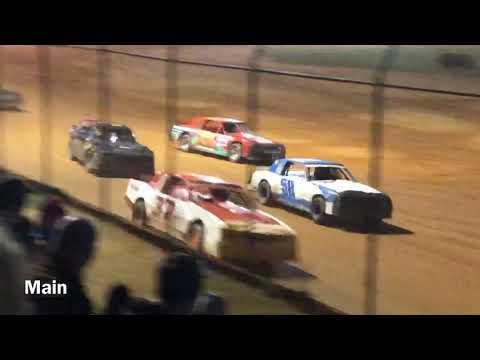 """4/27/19 """"B"""" Thunder Bomber  Harris Speedway"""