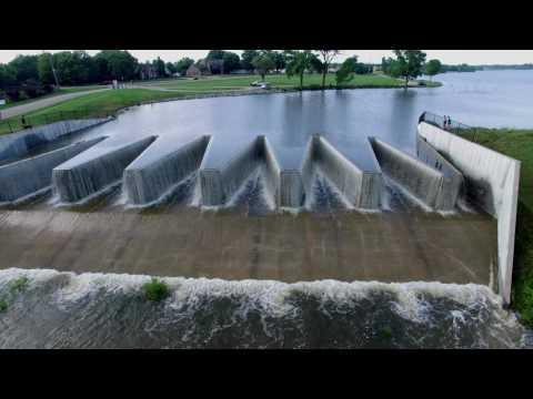 Augusta,KS Dam (5-25-16)
