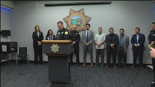 Raw Video: Fresno Mass Shooting - Full Police Press Conference thumbnail
