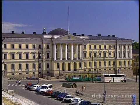Helsinki, Finland: History, Language, and Sights