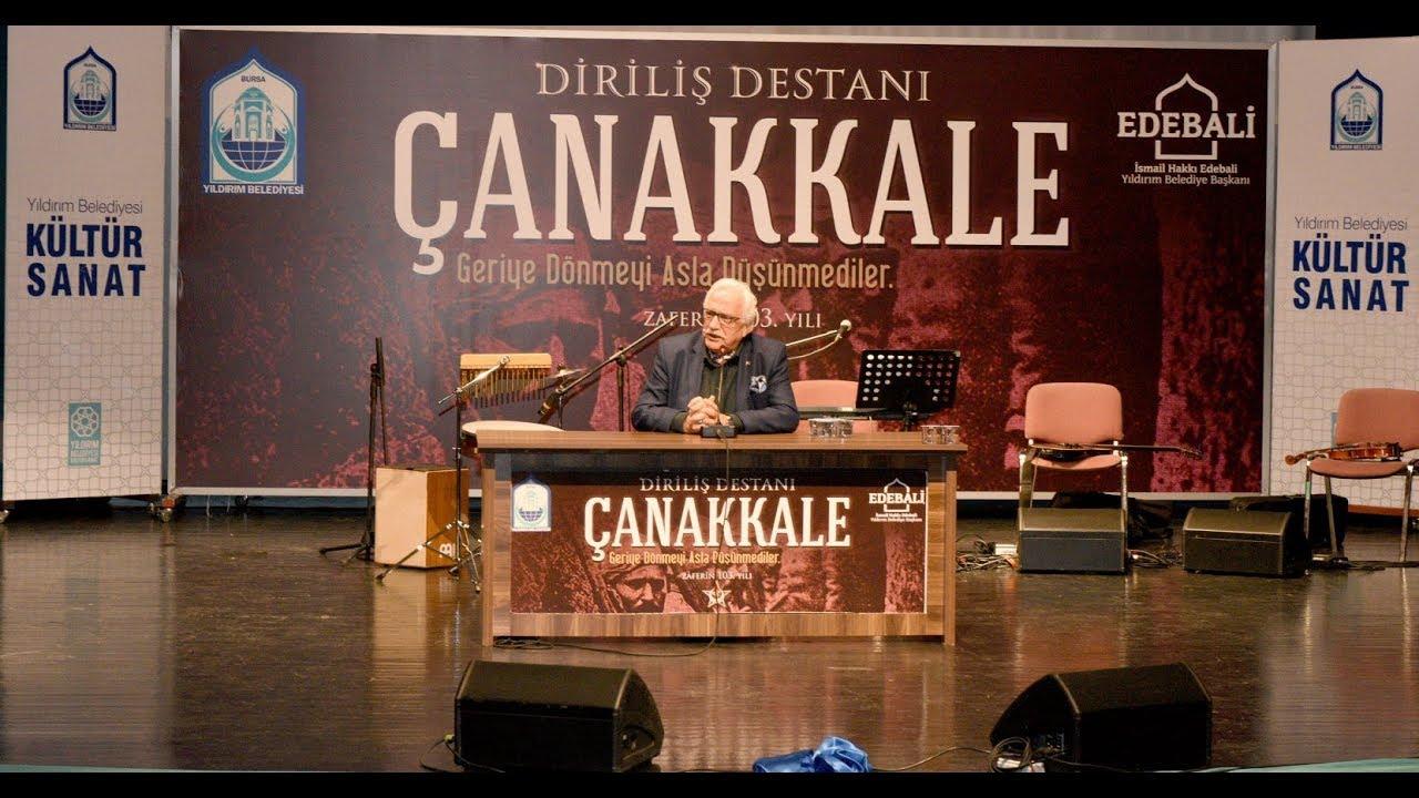 Diriliş destanı Çanakkale programı