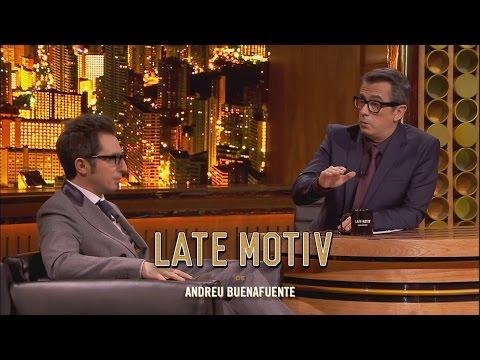 LATE MOTIV - Berto Romero. San Valentín | #LateMotiv19