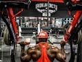 Training Shoulders With Jim Jones & Joey Firestone At Iron Addicts Gym Miami | Mike Rashid video