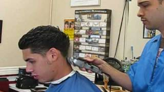 Hot Spot Barber Shop . San Marcos ca.  13$ fades . 20$ custom Cuts