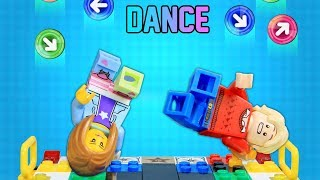 Lego Arcade Game: Dance Dance Revolution