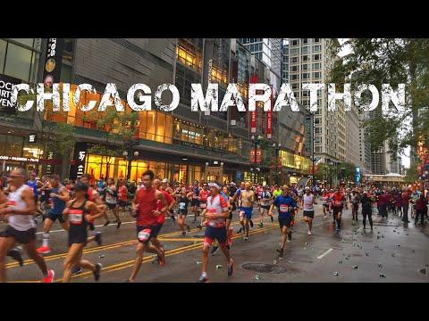 Chicago Marathon Course Overview