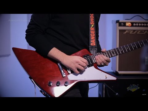 Gibson Explorer 2016 T Electric Guitar Performance - Gibson Explorer