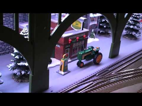 Model Railroad Layout Lighting