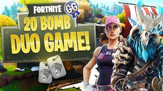 THE BLOOM IS ON MY SIDE!! - Fortnite: Battle Royale (Duos feat. Coty)