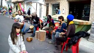 baay faal percussion nijar dic 2013 2