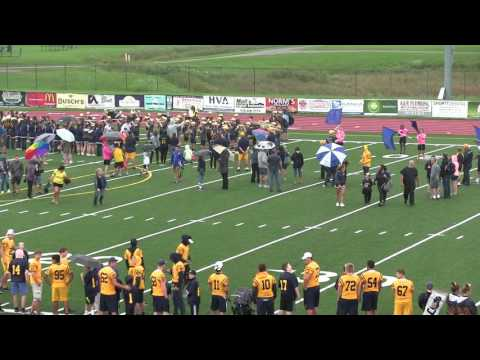 Victory Day 2016 at South Lyon High School 9/17/2016