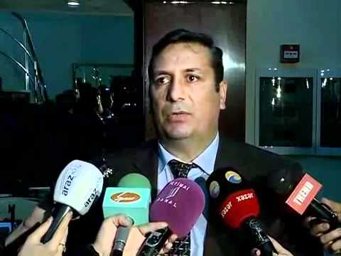 Trade Union Development Conference held in Baku in December 2011 (Space TV)