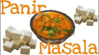 How to make panir masala, shahi panir masala ,panir butter masala ,dhaba style