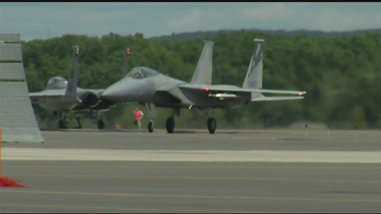 F-15 Fighter Jet upgrades include Barnes Air National ...