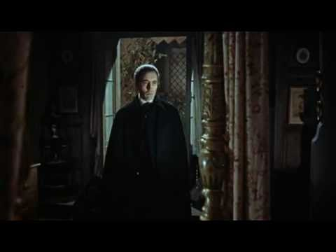 Dracula 1958,Trailer,Christopher Lee - YouTube