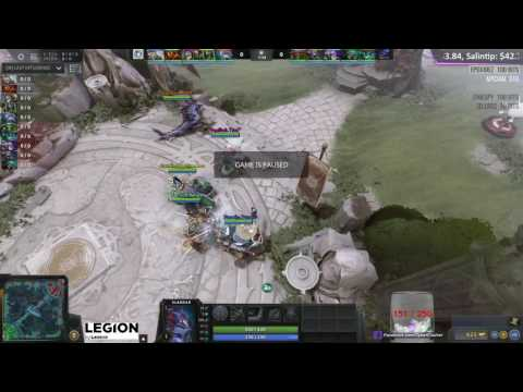 Kiev Major 2017: SEA Open Qualifiers #1 - Pacific Blue vs Teros