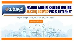 eTutor ANGIELSKI   Nauka Angielskiego Online przez Internet - Kurs e Tutor (PREZENTACJA).