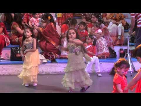 Little Baby Dance on Boishaki Mella Zürich 2011 by  Bangladesh Society Switzerland