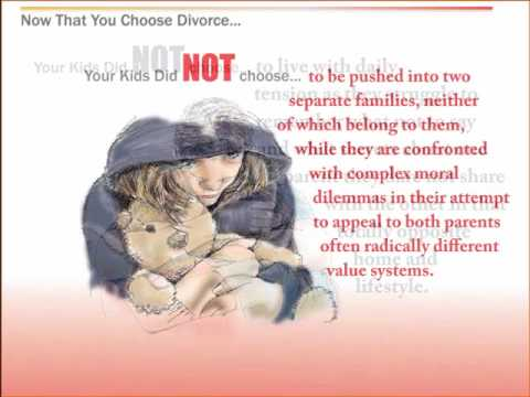 Effects of Divorce on Children's Behavior