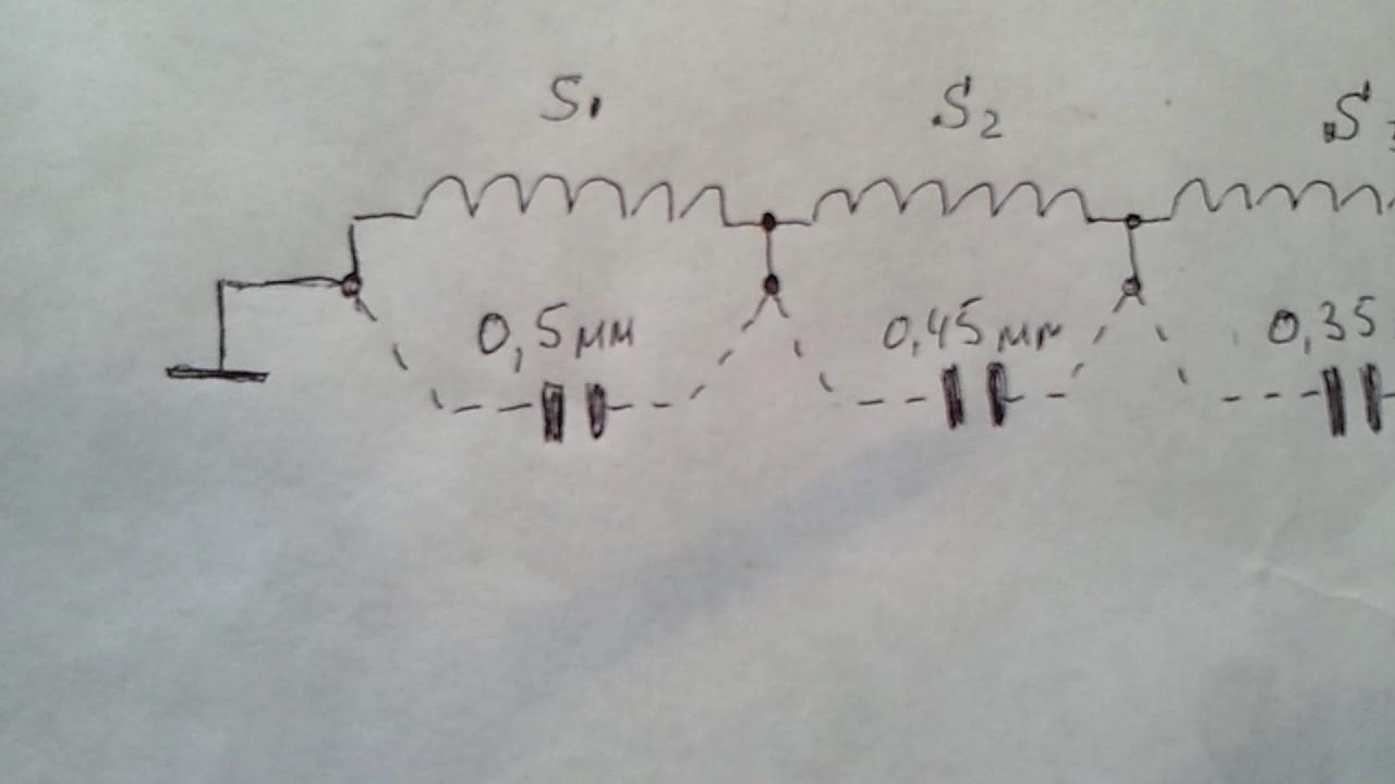 трансформатор кулдошина схема и расчет