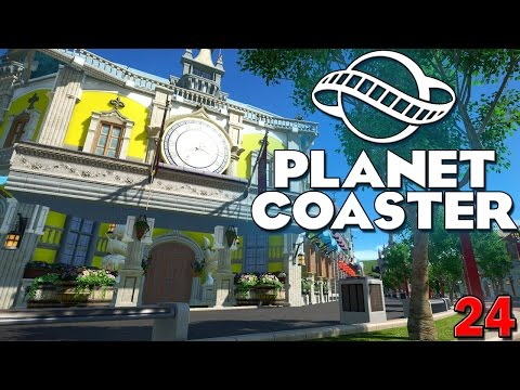 PLANET COASTER #24 🎢 5 Sekunden Airtime? KLAR!!!11EINSELF | Let's Play Planet Coaster