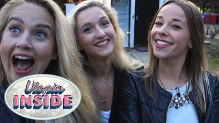Do & Blonde Tigers & The Next Boy/Girl Band | Utopia Inside Extra - UTOPIA (NL) 2016