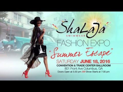 ShaLaJá Swimwear 2016 Fashion Expo