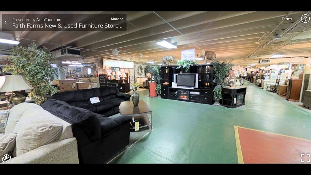 3d Showcase By Accutour Faith Farms New Used Furniture Store