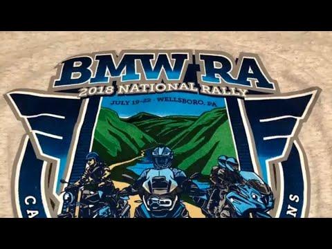 2018 BMW RA Rally Wellsboro PA