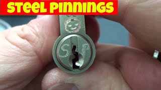"(1271) Steel Pinning'S ""Securit Baby"""
