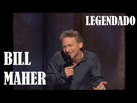 Bill Maher - Religião (Legendado)