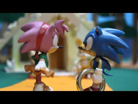 Sonic Figures in Rocky Horror Picture Show - Dammit, Janet mp3