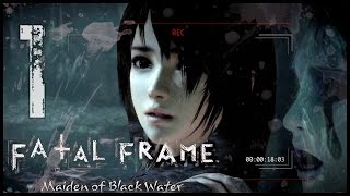 Fatal Frame 5: Maiden of Black Water (WiiU) Walkthrough Part 1 (w/ Commentary) Prologue + Chapter 1
