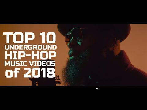 The 10 Best Rap Music Videos of 2018 | Underground Hip-Hop (Visual Album)