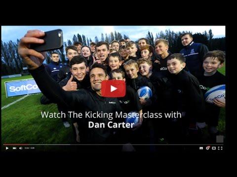 The Dan Carter Kicking Masterclass