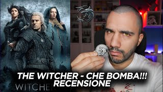 The Witcher Netflix - Che bomba!!! - RECENSIONE