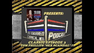 Squared Circle Podcast Classic's (Ep. 3 2-27-17