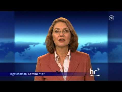 Kommentar von Esther Schapira (HR) zum Coming-Out von Thomas Hitzlsperger