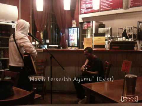 Masih Terserlah Ayumu - Exists (Acoustic Cover)