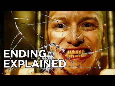 SPLIT Ending Explained! (M. Night Shyamalan CINEMATIC UNIVERSE?)