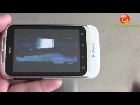 HTC Wildfire S MP4 Playback (HD 720p)
