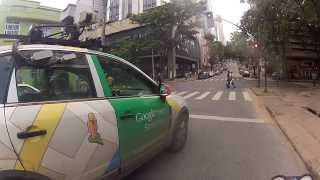 CARRO DO GOOGLE MAPS STREET VIEW Free HD Video