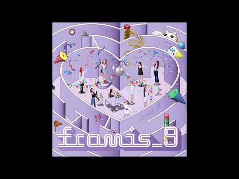 fromis_9 - LOVE BOMB [MP3 Audio] [From.9]