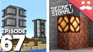 Hermitcraft 6: Episode 67 - EVIL Island, CODING!