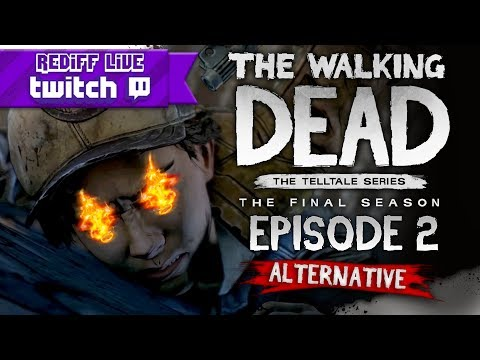CLÉMIHULK ◤The Walking Dead : The Final Season | Épisode Alternatif 2◢