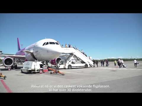 Episode 13: Torp Sandefjord lufthavn
