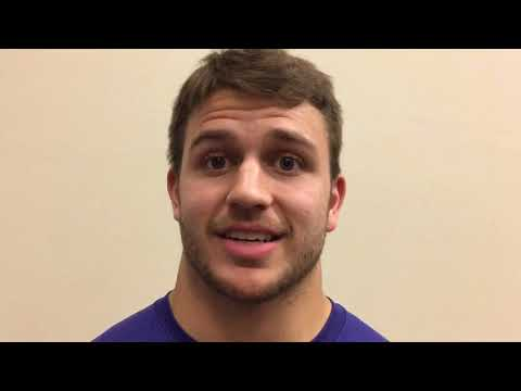 Why walk on at LSU? J.D. Moore explains