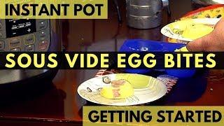 Make Sous Vide Egg Bites in an Instant Pot
